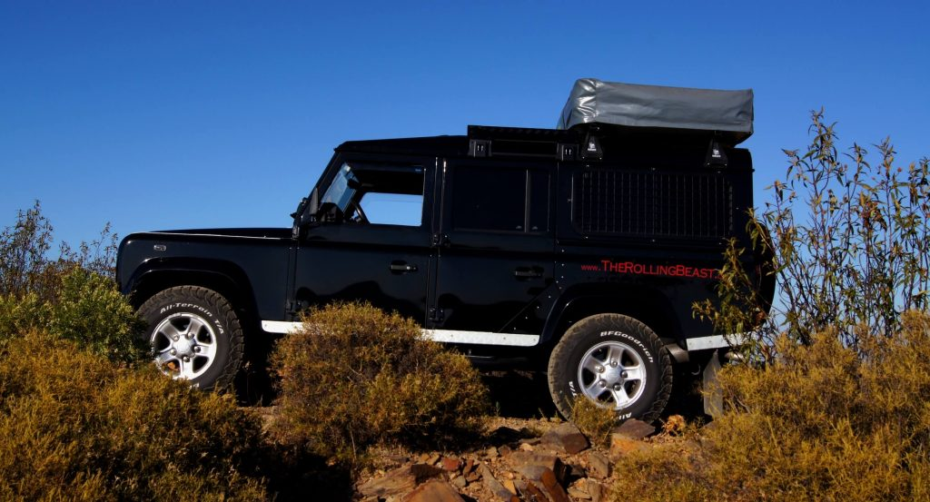 Land Rover Defender, 4x4