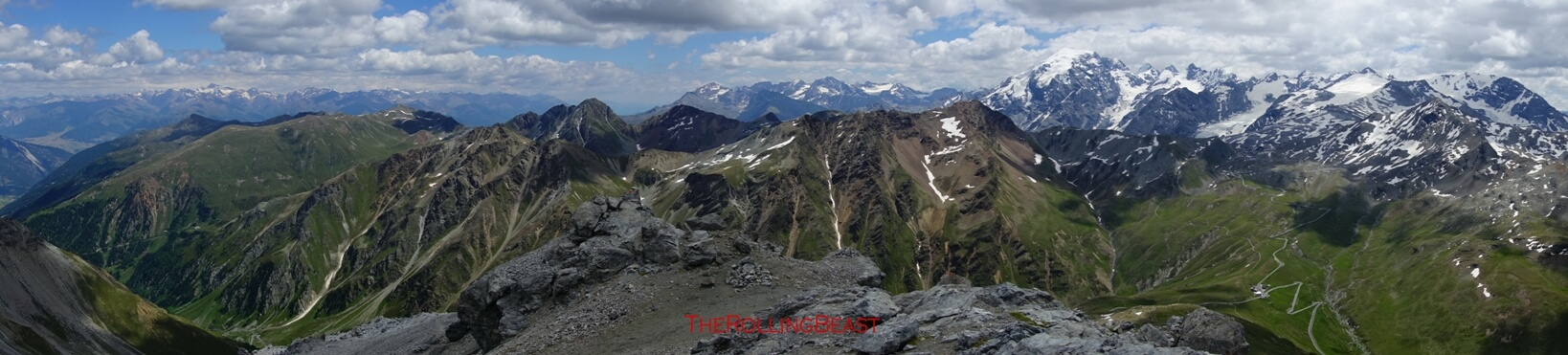 Stelvio and Ortler