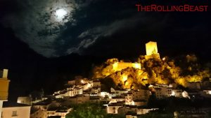 Cazorla by night