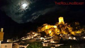 Cazorla by night