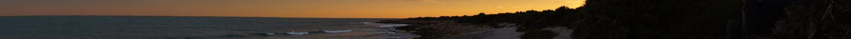 Sunset Serra d'Irta