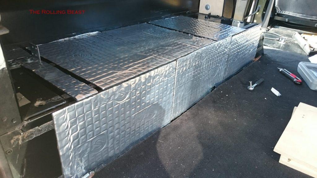 Alubutyl Tire Box