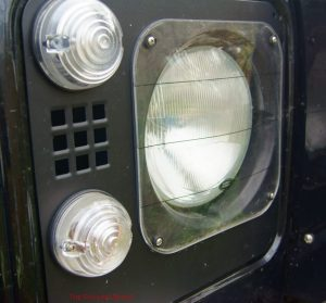 Headlight Glass Panes