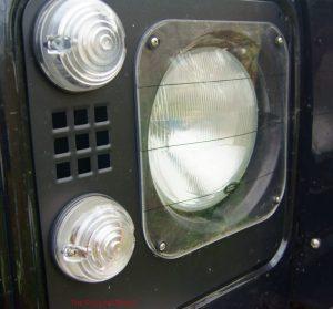 Headlight Glass Panes