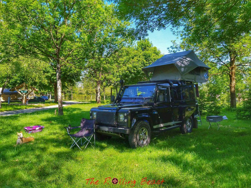 Camping Huttopia Ounans