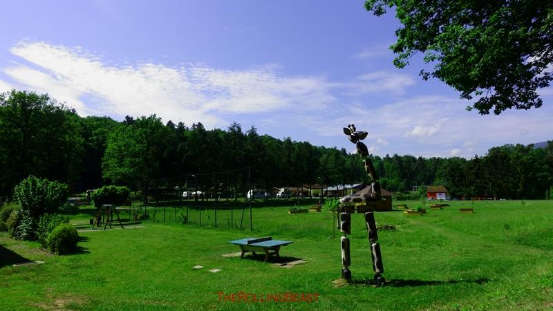 Camping Osenbach Meadow