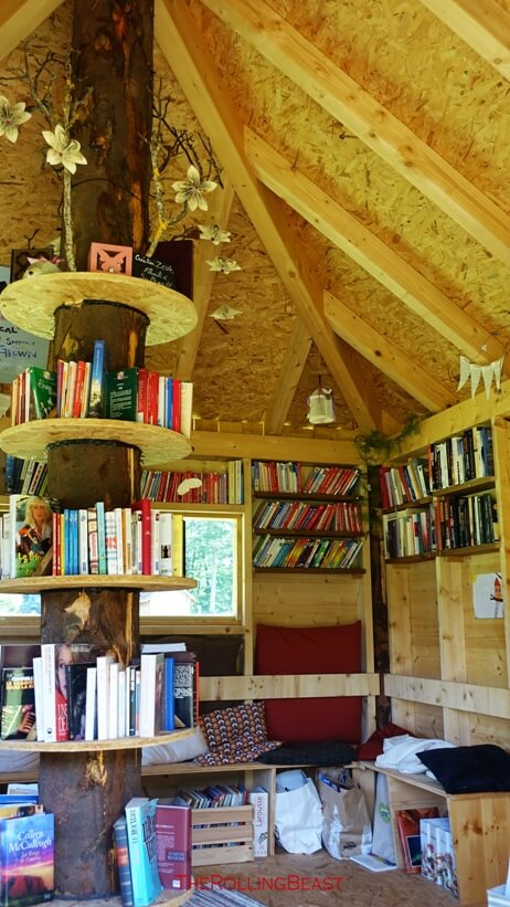 Camping Osenbach Library
