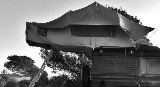 Shoppingliste Roof tent